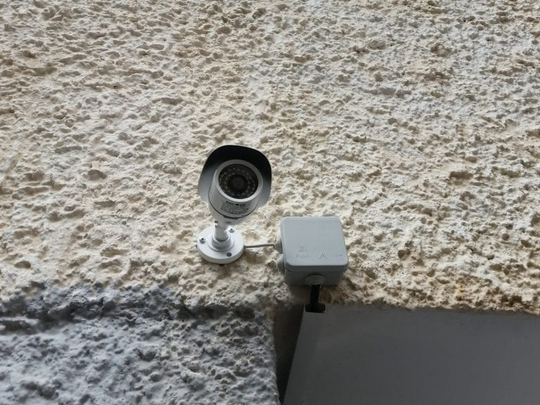 דוגמא של מצלמות אבטחה לגני ילדים