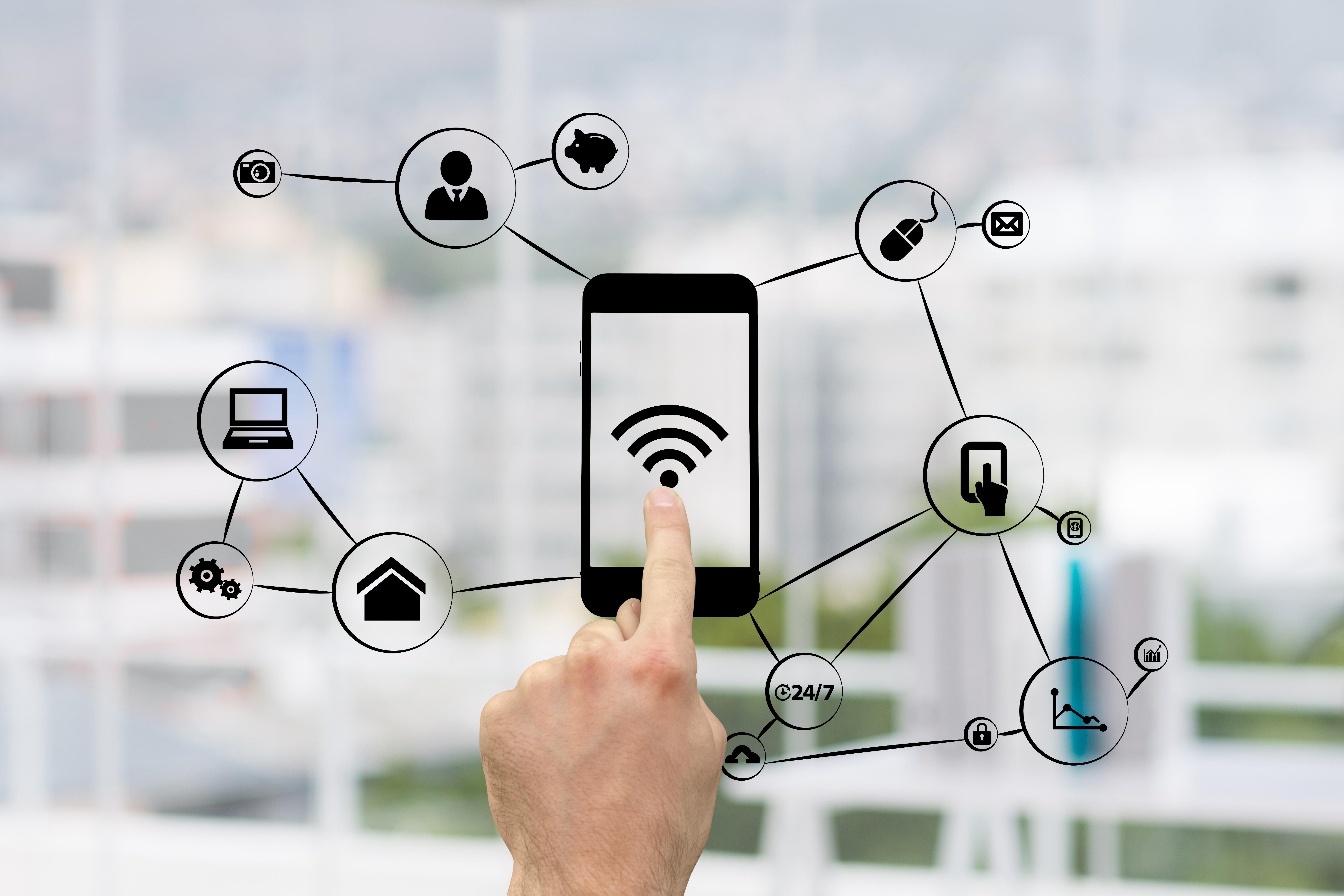 הקמת תשתיות תקשורת לבתי חולים
