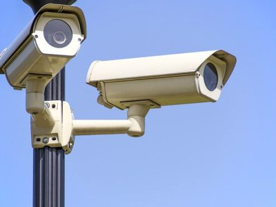 מצלמות אבטחה בבני ברק