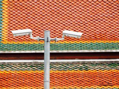 מצלמות אבטחה בסביון