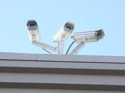 מצלמות אבטחה בגבעת שמואל