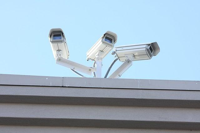 תמונה של מצלמות אבטחה בגבעת שמואל