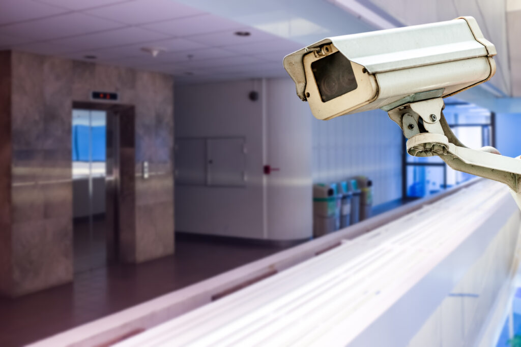 מצלמות אבטחה למעליות